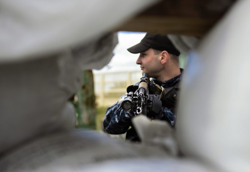 Na Ukrainie wciąż jest bardzo niespokojnie /PAP/EPA
