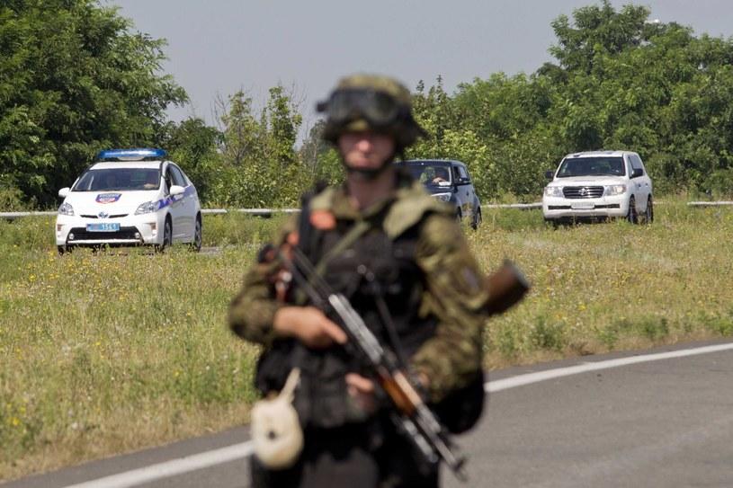 Na Ukrainie wciąż trwają walki /PAP/EPA