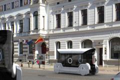 Na ulicach Łodzi może pojawić się pojazd bez kierowcy