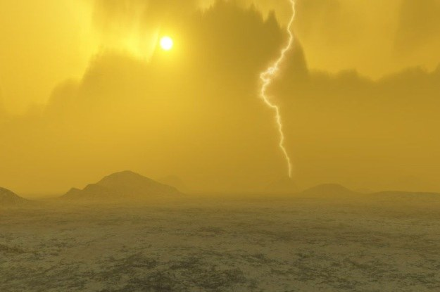 Na Wenus panują wyjątkowo niesprzyjające warunki do życia /NASA