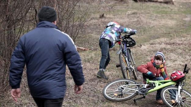 Na widok szaleńca juniorzy wpadną w panikę - i zaczną uciekać /www.mjakmilosc.tvp.pl/