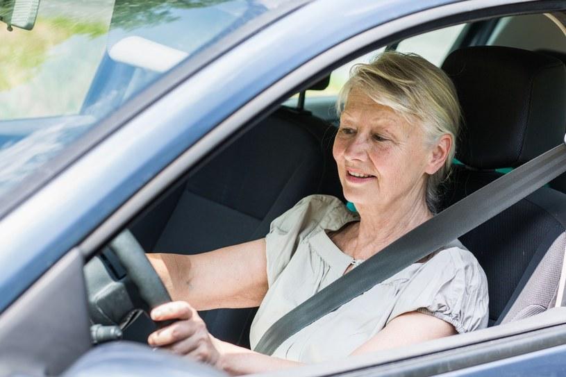 Na włoskich drogach przybywa starszych kierowców /Phanie /East News