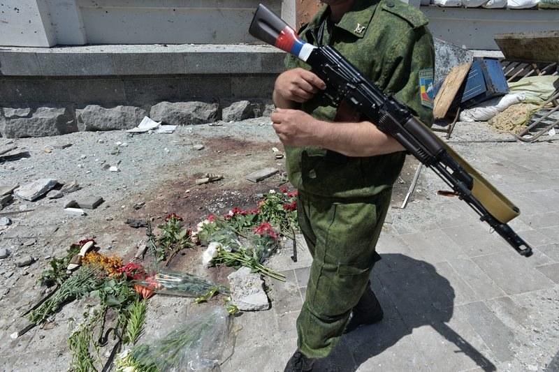 Na Wschodzie Ukrainy zginęło już 270 osób /VALENTINA SVISTUNOVA /PAP/EPA