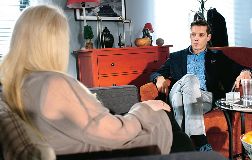 """""""Na Wspólnej"""": Agnieszka nie będzie szczędzić wspólnikowi złośliwości /Świat Seriali"""