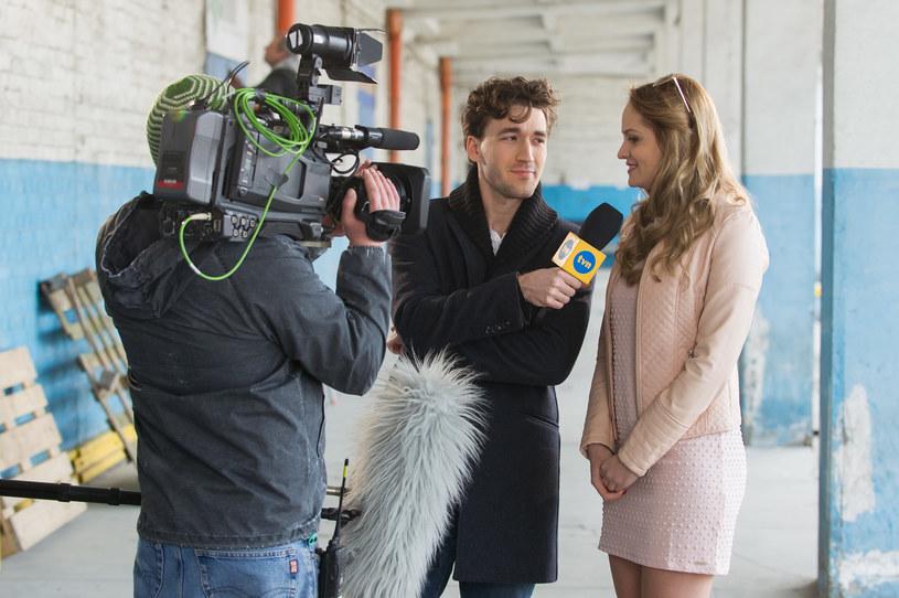 """""""Na Wspólnej"""" /TVN/x-news/Radek Orzeł"""