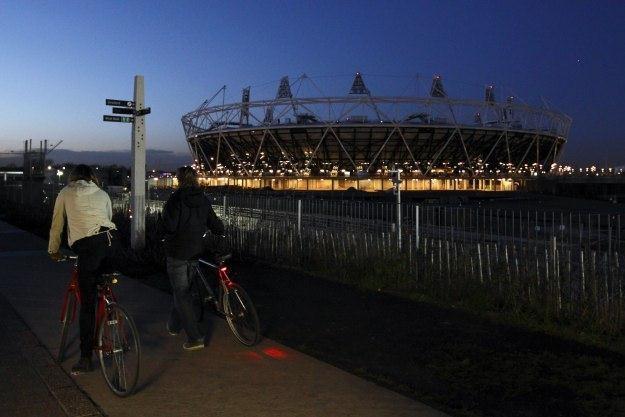 Na Wyspach Igrzyska 2012 będą transmitowane w 3D /AFP