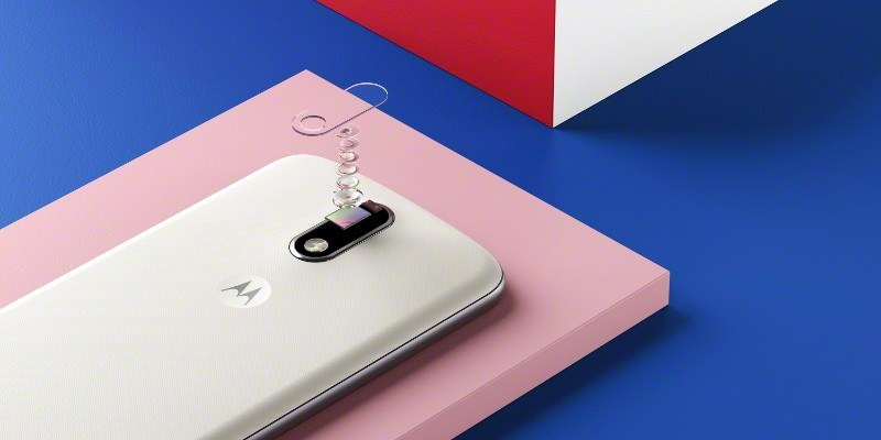 Na zdjęciu: Aparat w smartfonie Lenovo Moto G4+ o rozdzielczości 16 Mpix z dwoma technologiami autofocusa. /materiały promocyjne