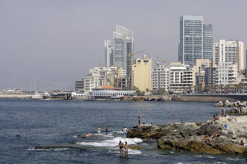 Na zdjęciu: Bejrut, lipiec 2012 /JOSEPH EID  /AFP