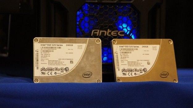 Na zdjęciu dyski SSD obecnej generacji - chociaż SSD nie jest jeszcze standardem, idzie nowe /INTERIA.PL