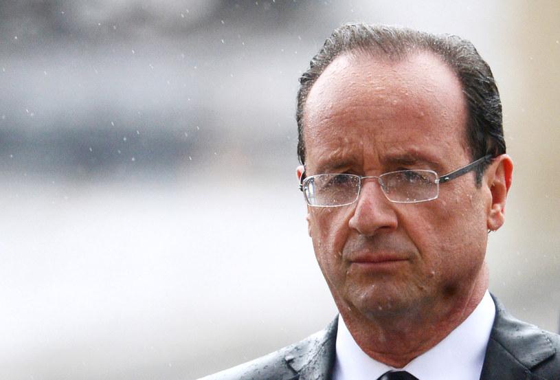Na zdjęciu Francois Hollande /AFP