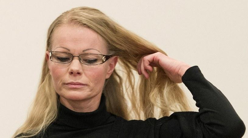 Na zdjęciu Kathrin Oertel /AFP