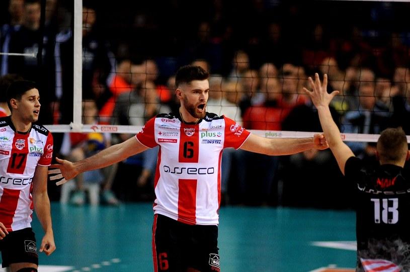 Na zdjęciu Nikolaj Penczew oraz Dawid Dryja /Marek Dybas /East News