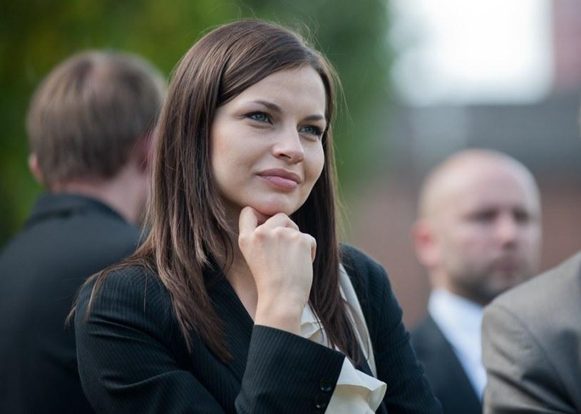 Na zdjęciu Sylwia Ługowska /Łukasz Szeląg /Reporter