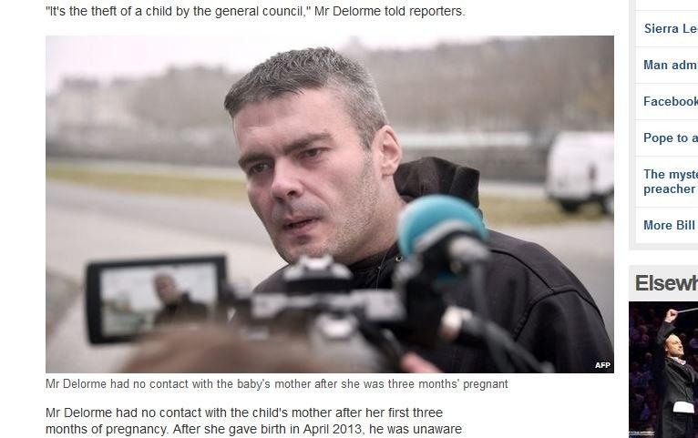 Na zdjęciu Yoan Delorme /bbc.com /