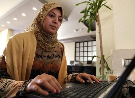 Na zdjęciu Yomna Mokhtar /AFP