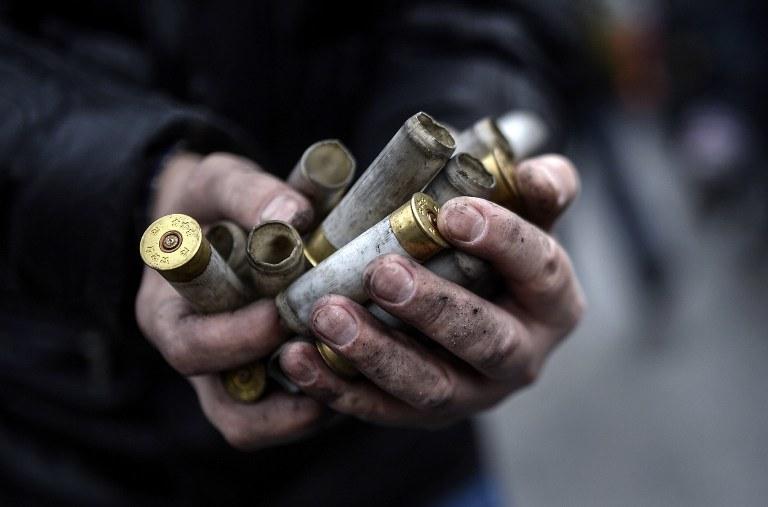 Naboje /AFP