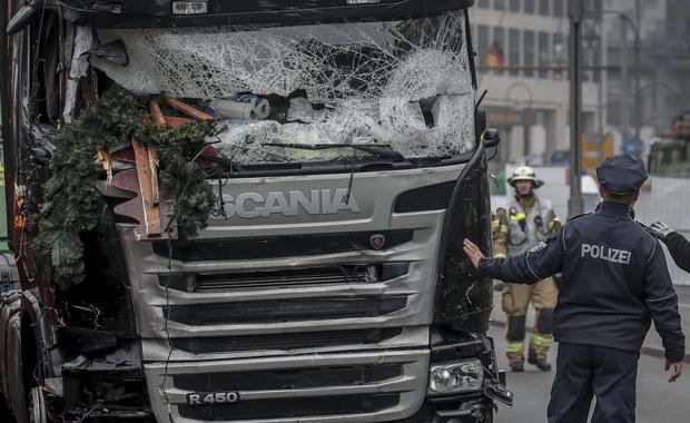 Naczepa użyta w zamachu w Berlinie może wrócić do właściciela
