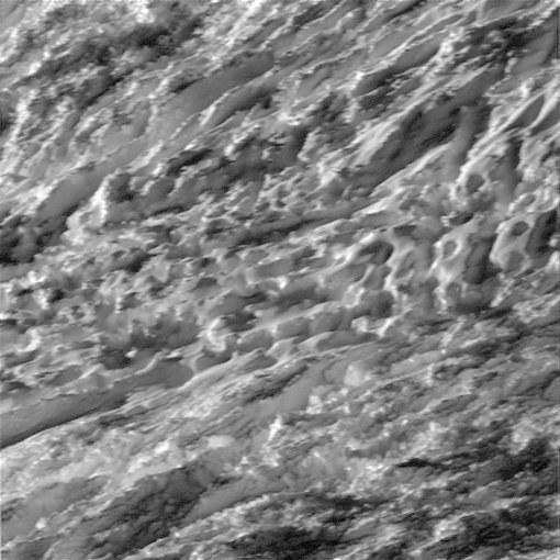 Nad biegunem południowym Enceladusa – 28.10.2015 /NASA