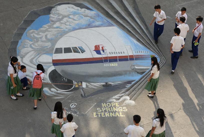 Nadal nie wiadomo, co się stało z boeingiem 777 /AFP
