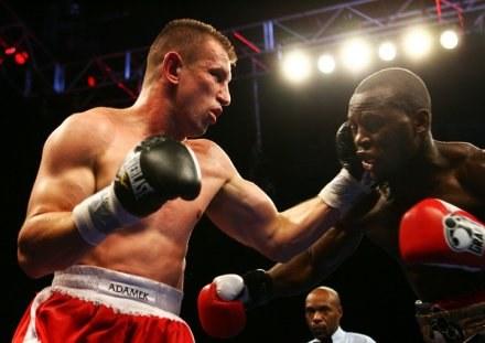 Nadal nie wiadomo z kim będzie walczył Tomasz Adamek /AFP
