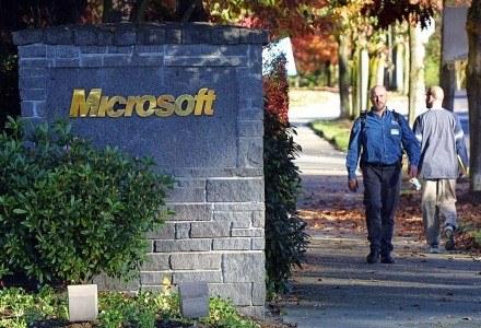 Nadchodzą poprawki od Microsoftu /AFP