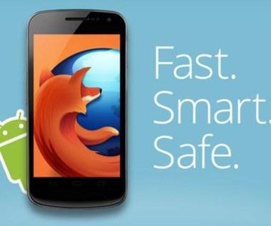 Nadchodzi duża aktualizacja Firefoxa na Androidzie