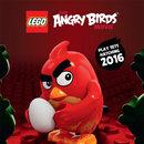 Nadlatują LEGO The Angry Birds