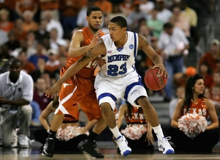 Nadzieja Memphis - Derrick Rose /AFP