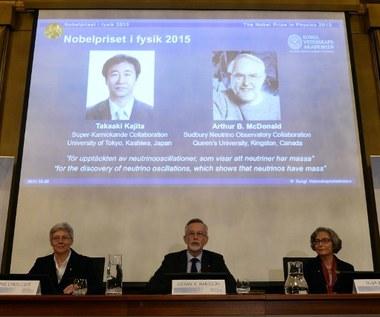 Nagroda Nobla z fizyki: Ogłoszono nazwiska laureatów