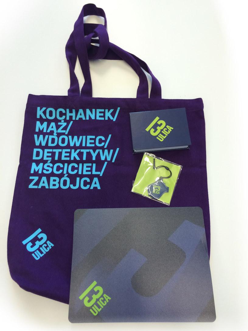 nagroda /materiały promocyjne