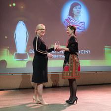 Nagrody Dziennikarzy Małopolski: statuetka dla dziennikarki Interii