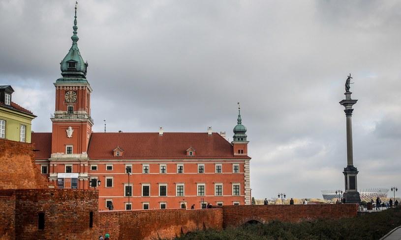 Nagrody zostaną wręczone 8 grudnia na Zamku Królewskim w Warszawie /Karolina Misztal /Reporter