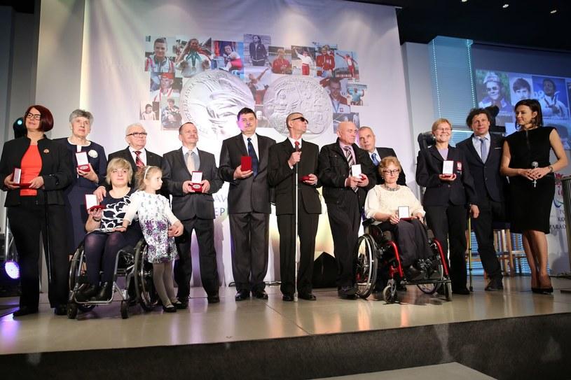Nagrodzeni w plebiscycie /Informacja prasowa