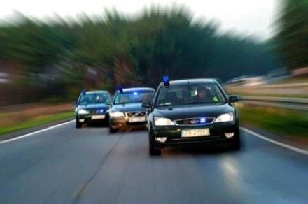"""Nagrywali go 20 kilometrów /tygodnik """"Motor"""""""