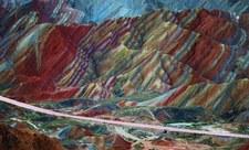 Najbardziej kolorowe krajobrazy na świecie
