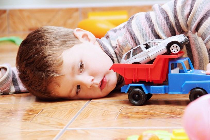 Najbardziej toksyczne są stare zabawki w kolorze żółtym i czerwonym /123RF/PICSEL