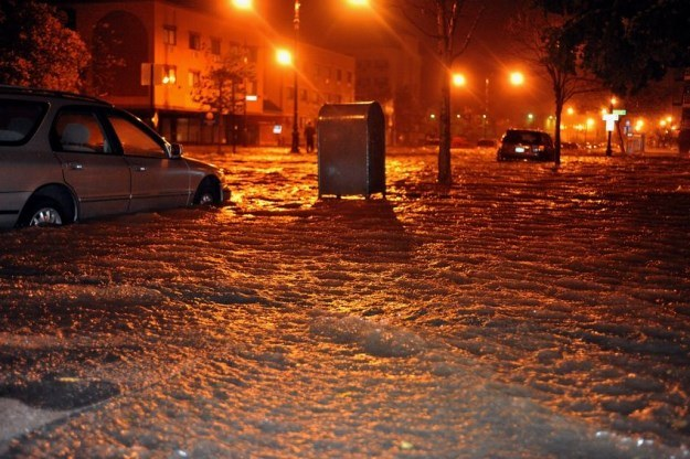 Najbardziej zagrożone powodzią są miasta przybrzeżne, takie jak Miami /©123RF/PICSEL
