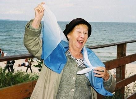 Najbardziej znaną rolą Pani Ireny jest Kobieta Pracująca fot. Paweł Boruta /MWMedia