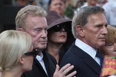 Najbliżsi i przyjaciele pożegnali Andrzeja Łapickiego