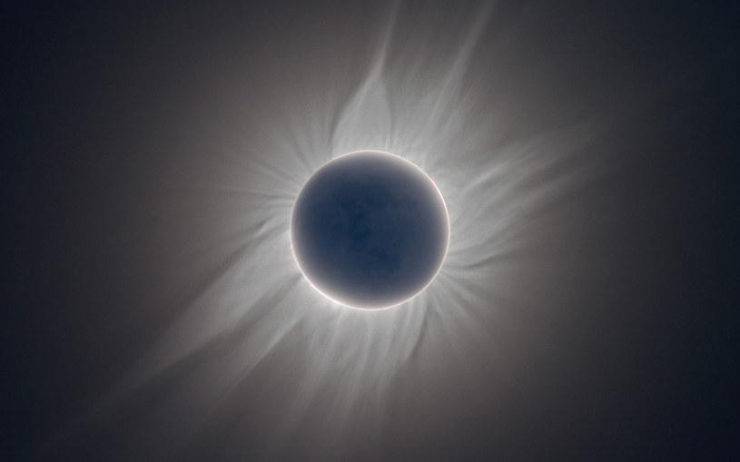 Najbliższe zaćmienie Słońca pozbawi Europę prądu? /NASA