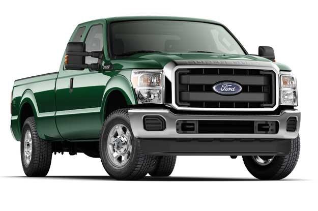 Najchętniej kupowany model samochodu w USA - Ford F /