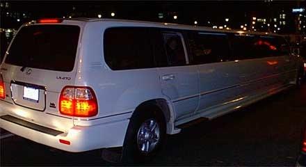 Najdłuższy Lexus /INTERIA.PL