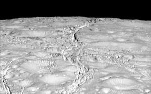 Najdokładniejsze zdjęcia Enceladusa