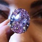 Najdroższy diament świata wraca na aukcję. Jest wart ponad 60 mln dolarów