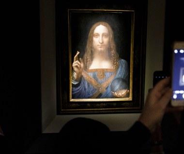 Najdroższy obraz świata. Czy na pewno namalował go Leonardo da Vinci?