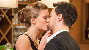 """Najgorętszy pocałunek w """"Galerii"""""""
