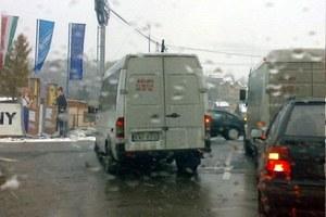 Najgorsi są kierowcy busów...