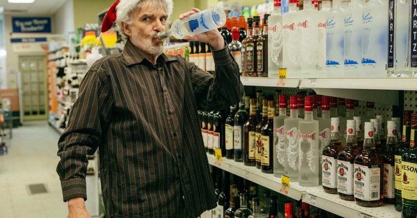 Najgorszy Mikołaj w historii kina? /materiały prasowe