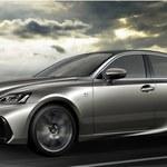 Najładniejszy jest Lexus w kolorze...