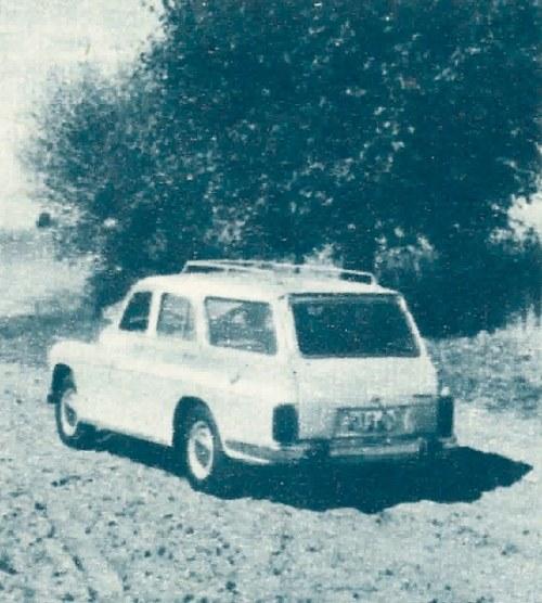 Najładniejszy samochód z FSO. Szkoda, że nie udało się w nim jeszcze bardziej obniżyć linii podłogi bagażnika. /Motor